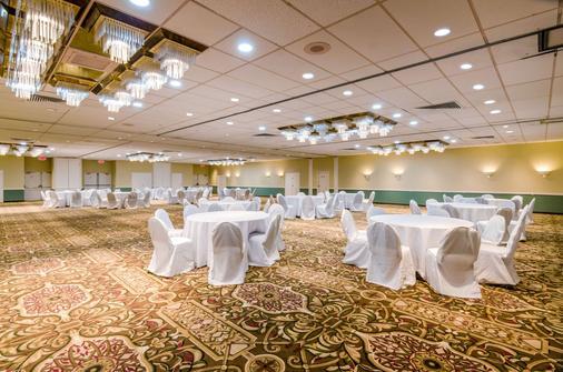 罗阿诺克机场优质酒店 - 罗阿诺 - 宴会厅