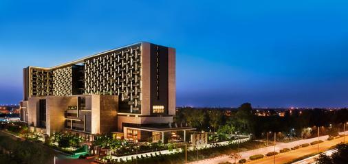 新德里利拉格调会议酒店 - 新德里 - 建筑