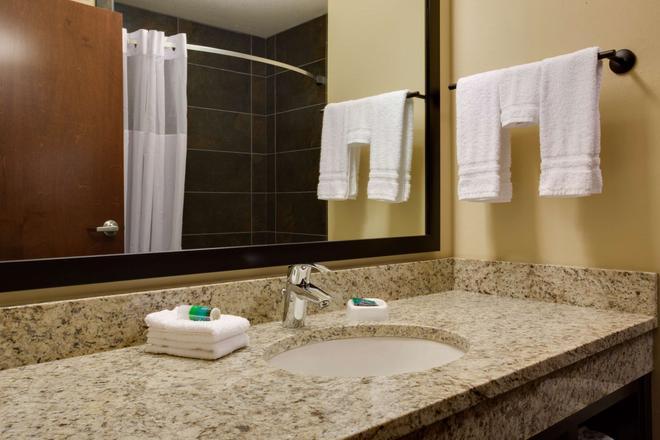 德鲁里广场酒店-匹兹堡市区 - 匹兹堡 - 浴室