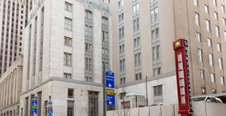 德鲁里广场酒店-匹兹堡市区 - 匹兹堡 - 建筑