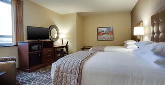 德鲁里广场酒店-匹兹堡市区 - 匹兹堡 - 睡房