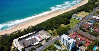 公园海滩汽车旅馆 - 科夫斯港 - 户外景观