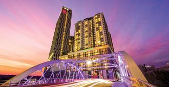 马六甲瑞园酒店公寓 - 马六甲 - 建筑
