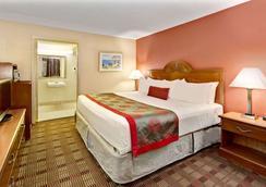 巴尔的摩西华美达酒店 - 巴尔的摩 - 睡房