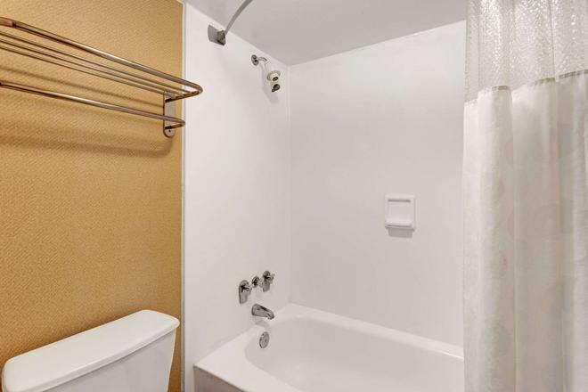 巴尔的摩西华美达酒店 - 巴尔的摩 - 浴室