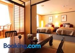 一茶小巷美汤宿日式旅馆 - 山之內町 - 睡房