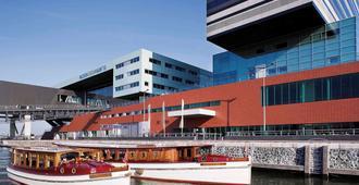 阿姆斯特丹市中心瑞享酒店 - 阿姆斯特丹 - 建筑