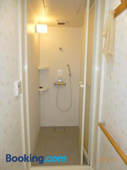 钻石酒店 - 大阪 - 浴室