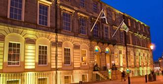 爱丁堡中心智选假日酒店 - 爱丁堡 - 建筑