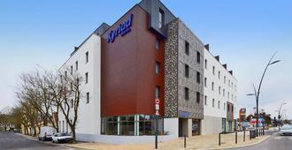 特鲁瓦凯瑞德中心公寓 - 特鲁瓦 - 建筑