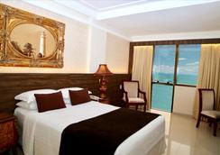 蓬塔内格拉海滩西佳精品酒店 - 纳塔尔 - 睡房