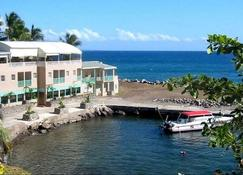 鸟岩海滩酒店 - 巴斯特尔 - 户外景观