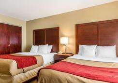 南本德凯富套房酒店 - 米沙沃卡 - 睡房