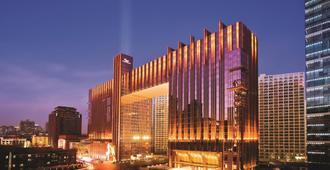 北京华彬费尔蒙酒店 - 北京 - 建筑