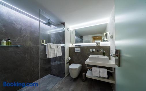 贝勒里夫酒店 - 采尔马特 - 浴室