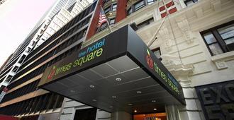 纽约市时代广场酒店 - 纽约 - 建筑