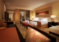新加坡滨海湾金沙酒店 - 新加坡 - 睡房