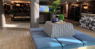 波特兰牛津套房酒店 - 杰特海滩 - 波特兰 - 大厅