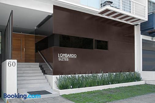 隆巴多套房 - 墨西哥城 - 建筑