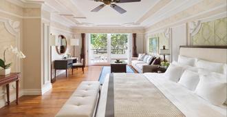 巴厘岛洲际度假酒店 - South Kuta - 睡房