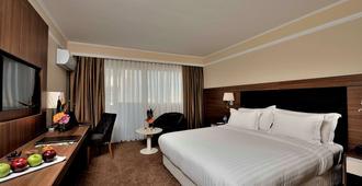 巴斯马肯兹酒店 - 卡萨布兰卡 - 睡房