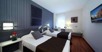 克莱门酒店 - 布拉格 - 睡房
