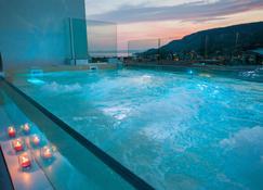 意大利酒店 - 加尔达 - 游泳池