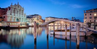 波斯克罗贝里尼酒店 - 威尼斯 - 户外景观