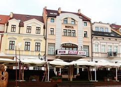 布里斯托尔传统奢华酒店 - 热舒夫 - 建筑