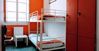菲特亚普瓦伦西亚背包客旅馆 - 巴伦西亚 - 睡房