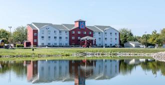 印第安纳波利斯品质套房酒店 - 印第安纳波利斯 - 建筑