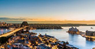 悉尼西码头套房酒店 - 悉尼 - 户外景观