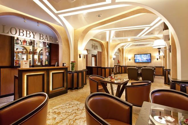 布里斯托尔贝斯特韦斯特酒店 - 索非亚 - 酒吧