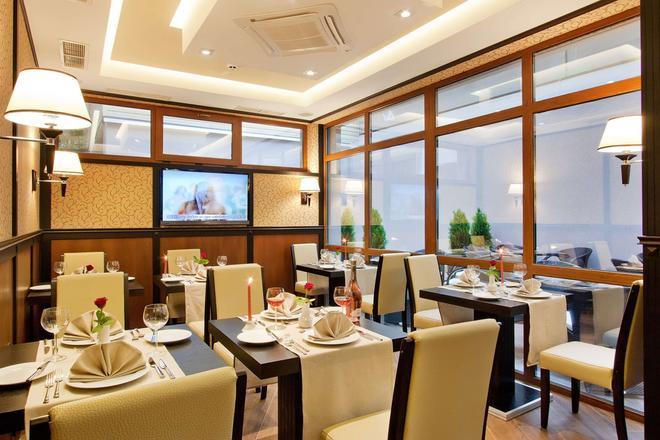 布里斯托尔贝斯特韦斯特酒店 - 索非亚 - 餐馆
