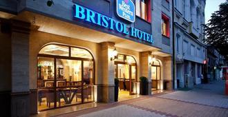 布里斯托尔贝斯特韦斯特酒店 - 索非亚 - 建筑