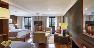 乔治五世奥拓德皮涅罗斯酒店 - 圣保罗 - 睡房