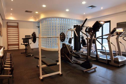 乔治五世奥拓德皮涅罗斯酒店 - 圣保罗 - 健身房