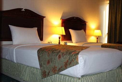 迪拜蒙特皇家酒店 - 迪拜 - 睡房