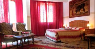 卡萨尔贝格住宿加早餐旅馆 - 锡耶纳 - 睡房