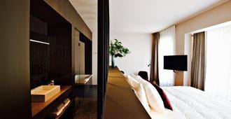 安特卫普U用餐和住宿酒店 - 安特卫普 - 睡房