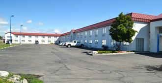比林斯北部6号汽车旅馆 - 比灵斯 - 建筑