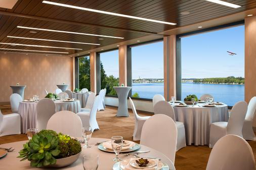 安克雷奇湖滨千禧酒店 - 安克雷奇 - 宴会厅