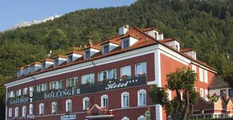 多林格酒店 - 因斯布鲁克 - 建筑