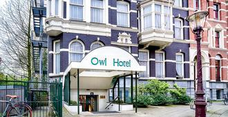 阿姆斯特丹猫头鹰酒店 - 阿姆斯特丹 - 建筑
