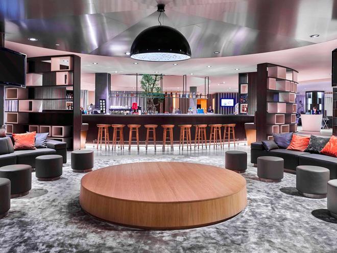 莫斯科基辅诺富特酒店 - 莫斯科 - 酒吧
