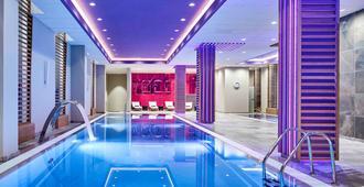 莫斯科基辅诺富特酒店 - 莫斯科 - 游泳池