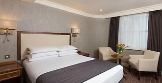 阿尔班尼酒店 - 都柏林 - 睡房