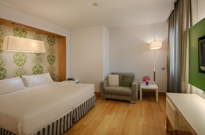 新罕布什尔州佛罗伦萨酒店 - 佛罗伦萨 - 睡房