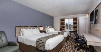 罗切斯特米克罗套房酒店 - 罗切斯特 - 睡房