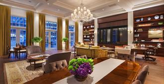 纽约巴克莱洲际大酒店 - 纽约 - 餐馆